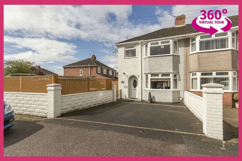 3 Bedrooms Property for sale in Hampshire Crescent, Newport