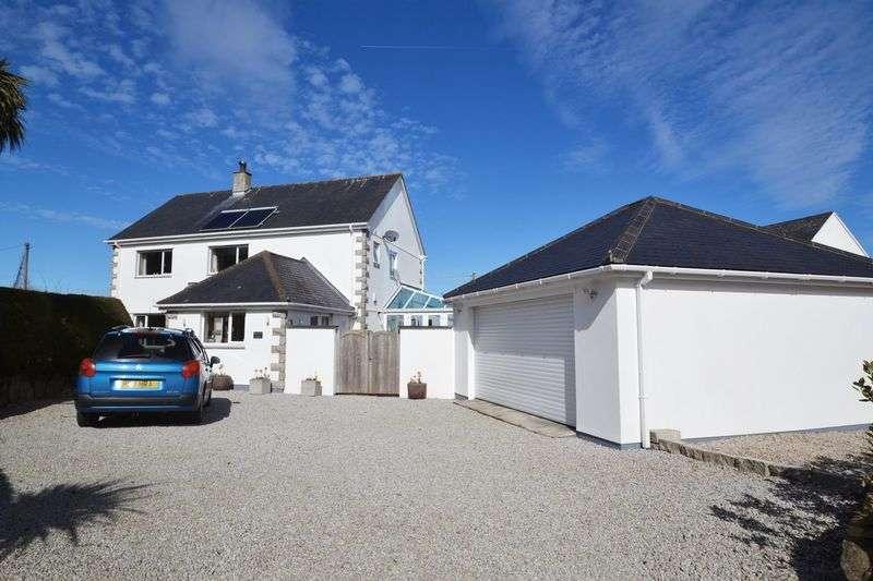 5 Bedrooms Property for sale in Higher Trewidden Road, St. Ives
