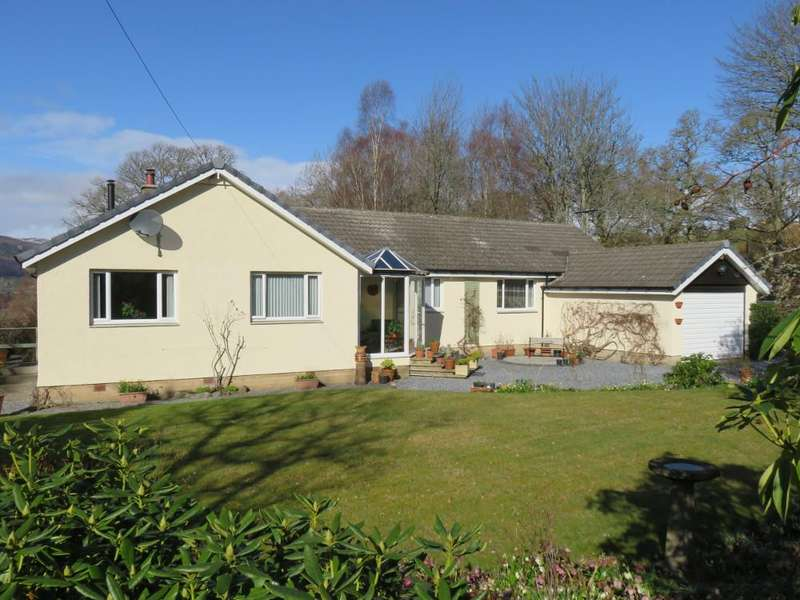 5 Bedrooms Detached Bungalow for sale in Pitlochry PH16