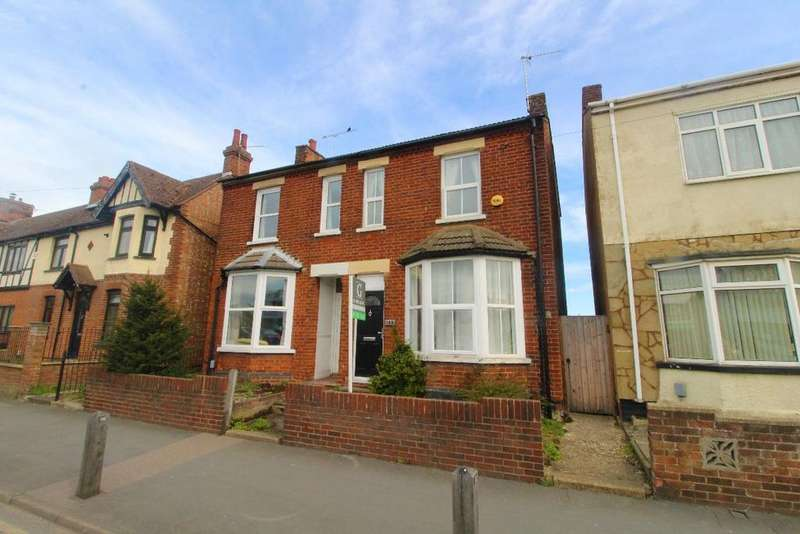 2 Bedrooms Semi Detached House for sale in High Street, Clapham, Bedfordshire, MK42