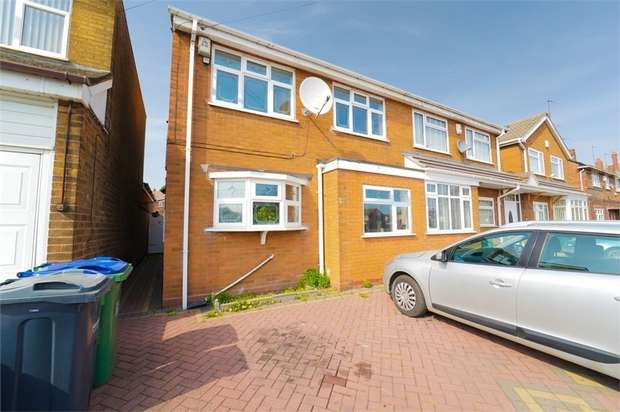 3 Bedrooms Semi Detached House for sale in Dudley Port, Tipton, West Midlands