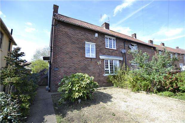 3 Bedrooms Semi Detached House for sale in Staveley Crescent, Bristol, BS10 6HX