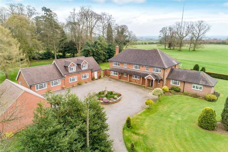 6 Bedrooms Detached House for sale in Melton Road, Waltham on the Wolds, Melton Mowbray, Leicestershire, LE14