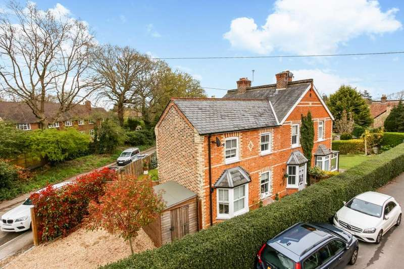 3 Bedrooms Semi Detached House for sale in Beech Hill Road, Sunningdale