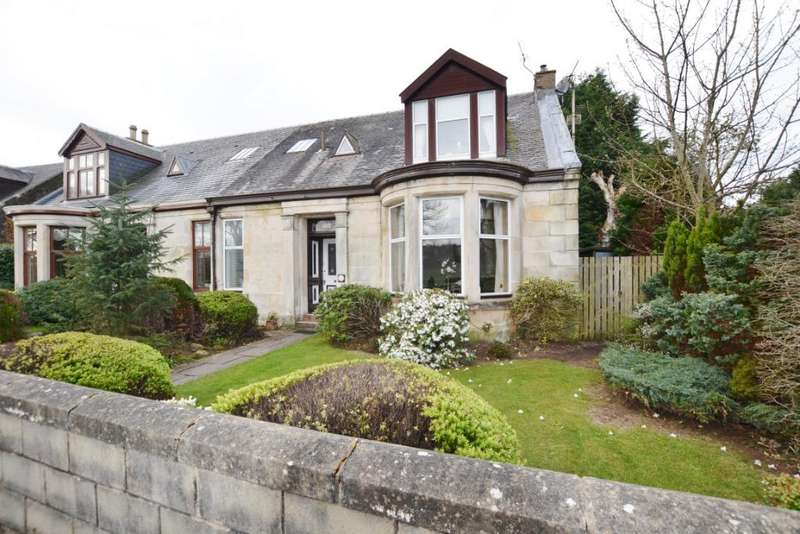 4 Bedrooms Semi Detached House for sale in Waterside, Irvine, North Ayrshire, KA12 8QJ