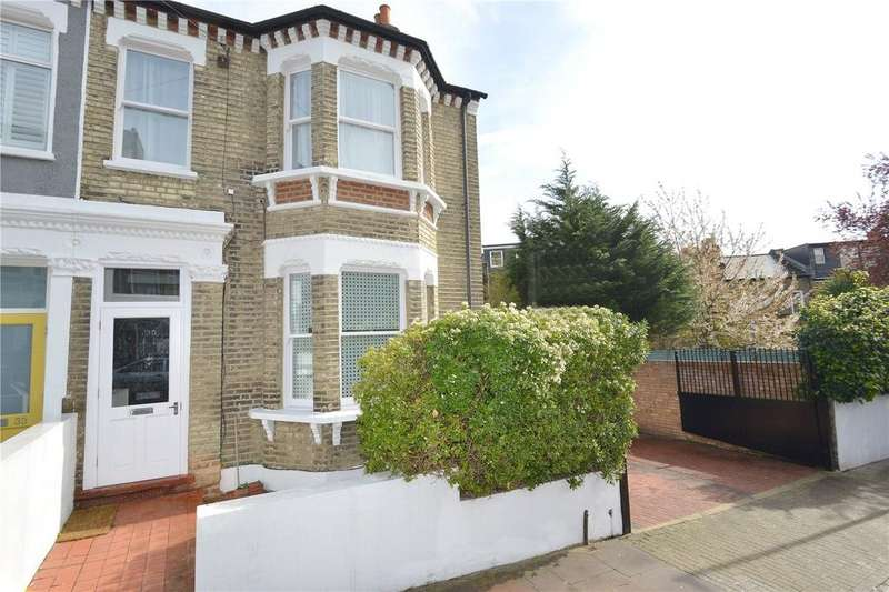 5 Bedrooms End Of Terrace House for sale in Bromar Road, Camberwell, London, SE5