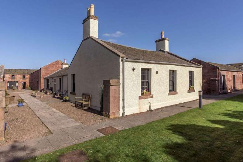 3 Bedrooms End Of Terrace House for sale in 15 Hunter Steading, Innerwick, Dunbar, EH42 1SR