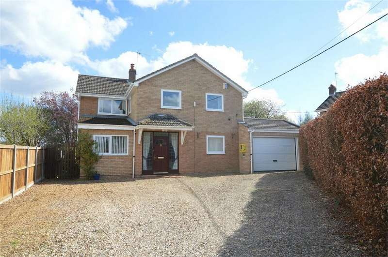 4 Bedrooms Detached House for sale in The Street, Ringland, Norwich, Norfolk