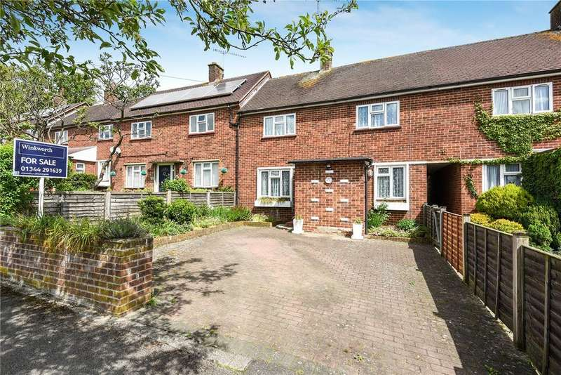 3 Bedrooms Terraced House for sale in Park Drive, Sunningdale, Ascot, Berkshire, SL5