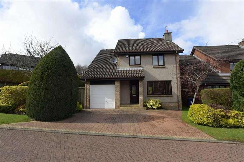 4 Bedrooms Detached House for sale in Parkinch, Erskine
