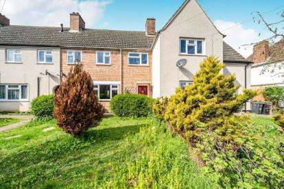 3 Bedrooms Terraced House for sale in Newton Road, Bedford, Bedfordshire, .