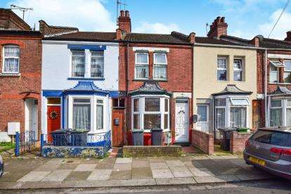 2 Bedrooms Terraced House for sale in Newcombe Road, Luton, Bedfordshire, United Kingdom