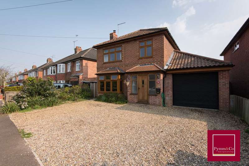 4 Bedrooms Detached House for sale in Rosemary Road, Sprowston