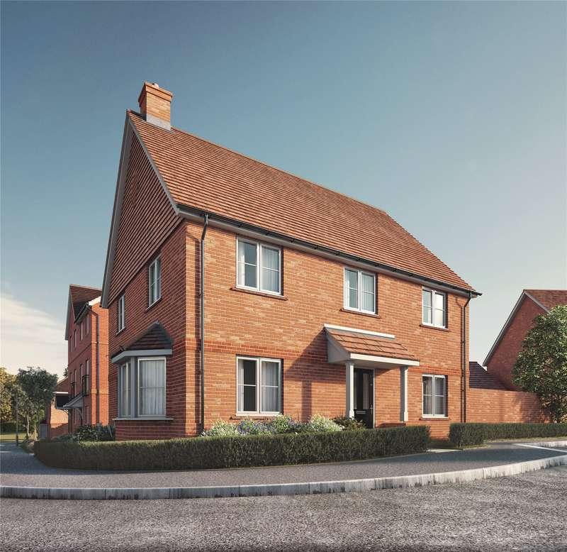 4 Bedrooms Detached House for sale in Copsewood, Wokingham, Berkshire, RG41
