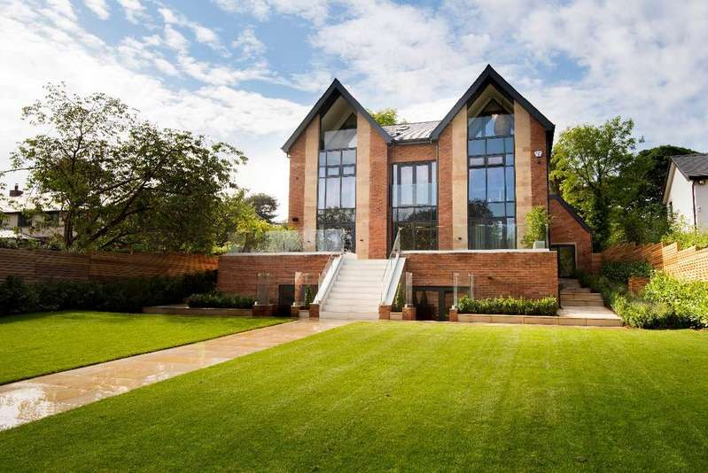 5 Bedrooms Detached House for sale in Macclesfield Road, Wilmslow