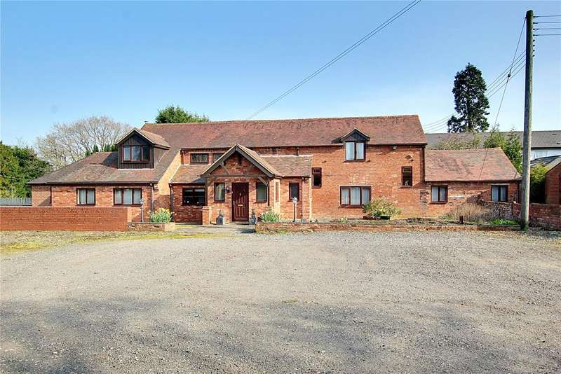 5 Bedrooms Equestrian Facility Character Property for sale in Middle Lane, Wythall, Birmingham, West Midlands, B38
