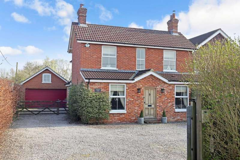 4 Bedrooms Detached House for sale in Durley, Hampshire