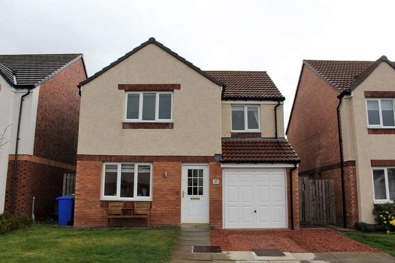 4 Bedrooms Detached House for sale in Station Wynd, Doune, FK16