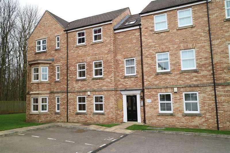 2 Bedrooms Apartment Flat for sale in Ayr Avenue, Colburn, Catterick Garrison