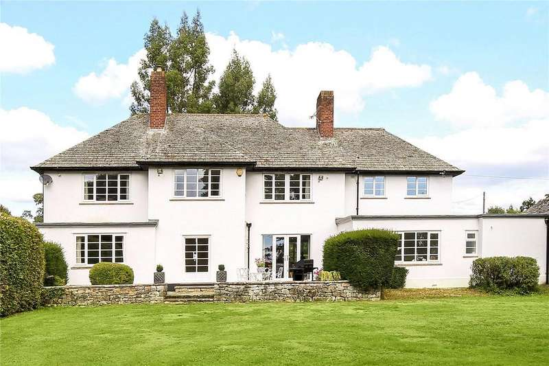 5 Bedrooms Detached House for sale in Coleford Road, Tutshill, Chepstow, Gwent, NP16