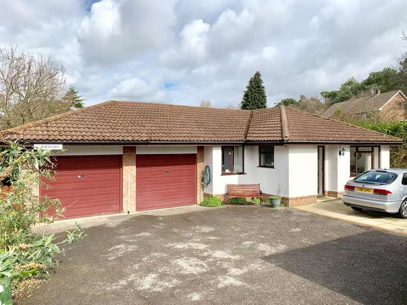 3 Bedrooms Detached Bungalow for sale in BROADSTONE