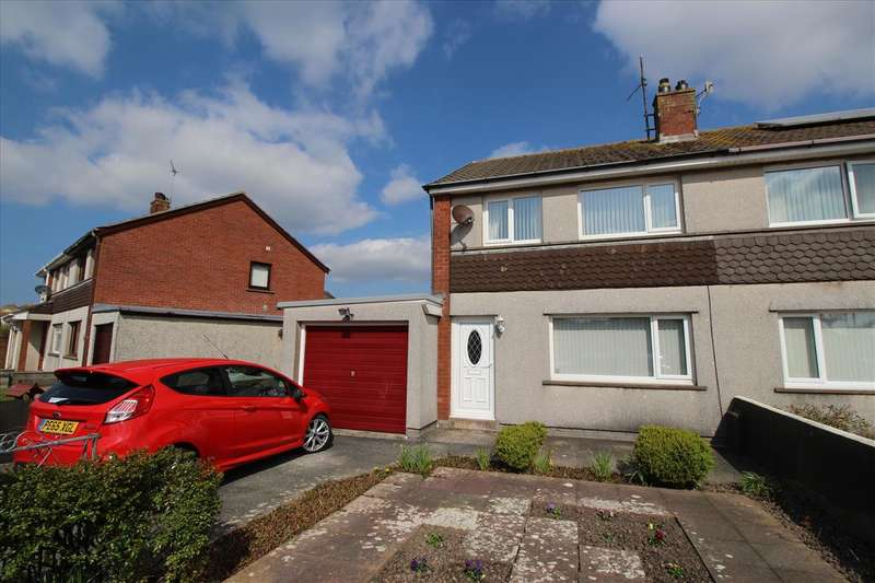 3 Bedrooms Semi Detached House for sale in Bowness Road, MILLOM