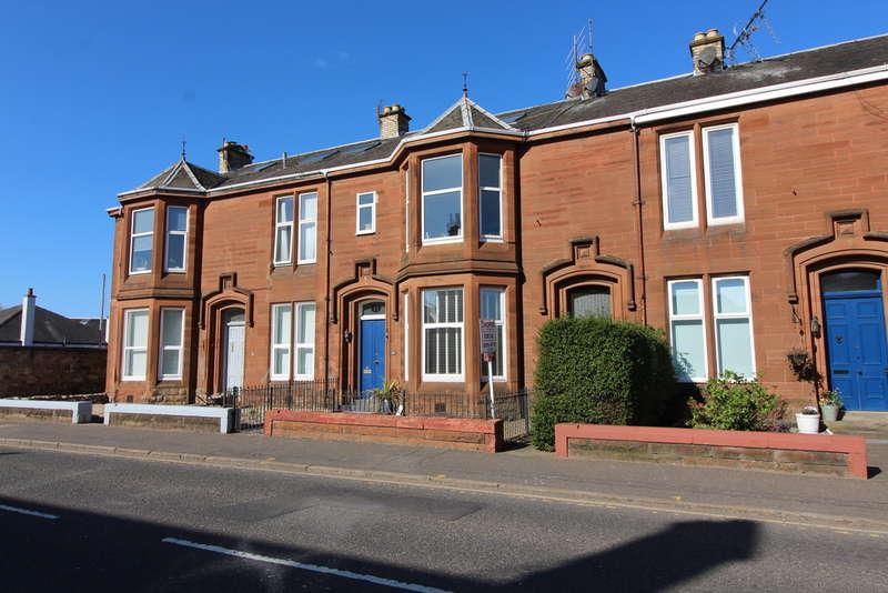 2 Bedrooms Flat for sale in Monkton Road, Prestwick, KA9