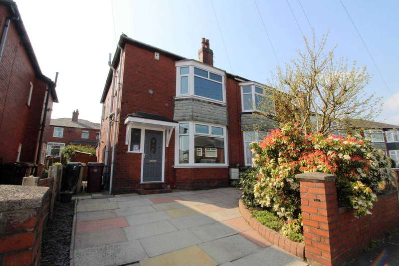 3 Bedrooms Semi Detached House for sale in Trawden Avenue, Bolton