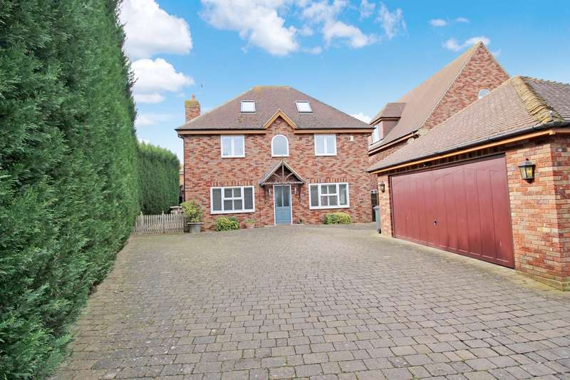 5 Bedrooms Detached House for sale in Appletree Close, Silsoe, Bedfordshire, MK45