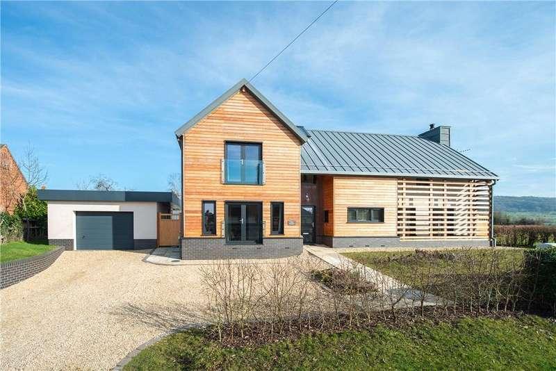 5 Bedrooms Detached House for sale in Stony Furlong Lane, Eckington, Pershore, Worcestershire, WR10