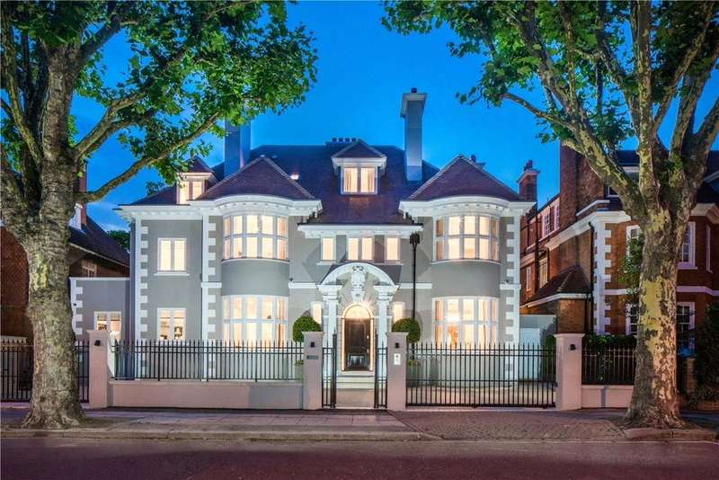 8 Bedrooms Detached House for sale in Elsworthy Road, Primrose Hill, London, NW3