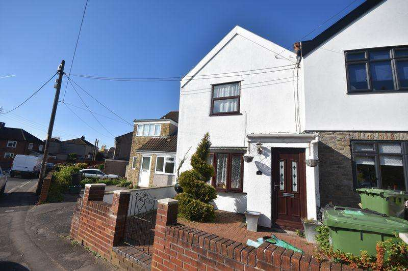 3 Bedrooms Semi Detached House for sale in Counterpool Road Kingswood