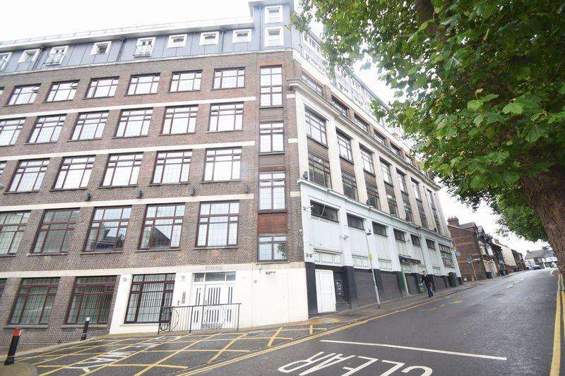 1 Bedroom Apartment Flat for sale in Midland Road, Luton
