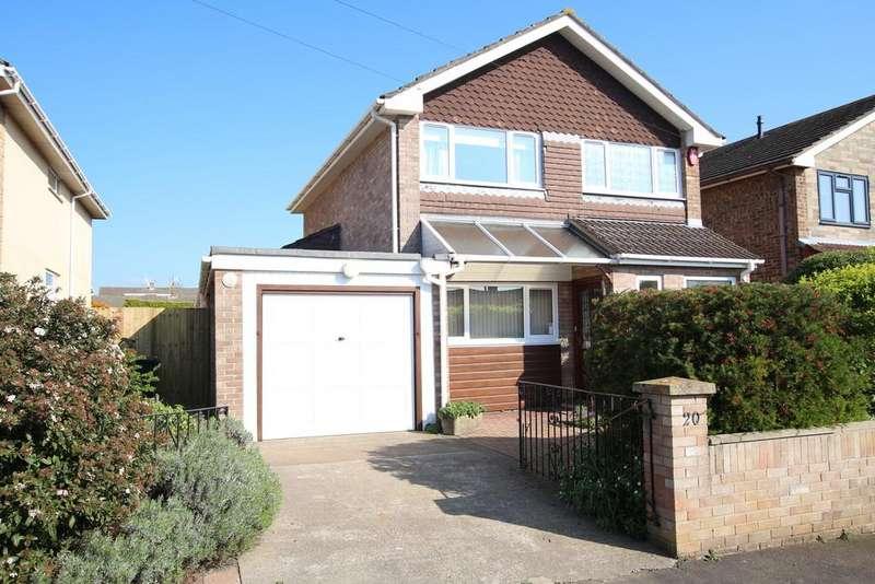 3 Bedrooms Detached House for sale in Quiet cul de sac position