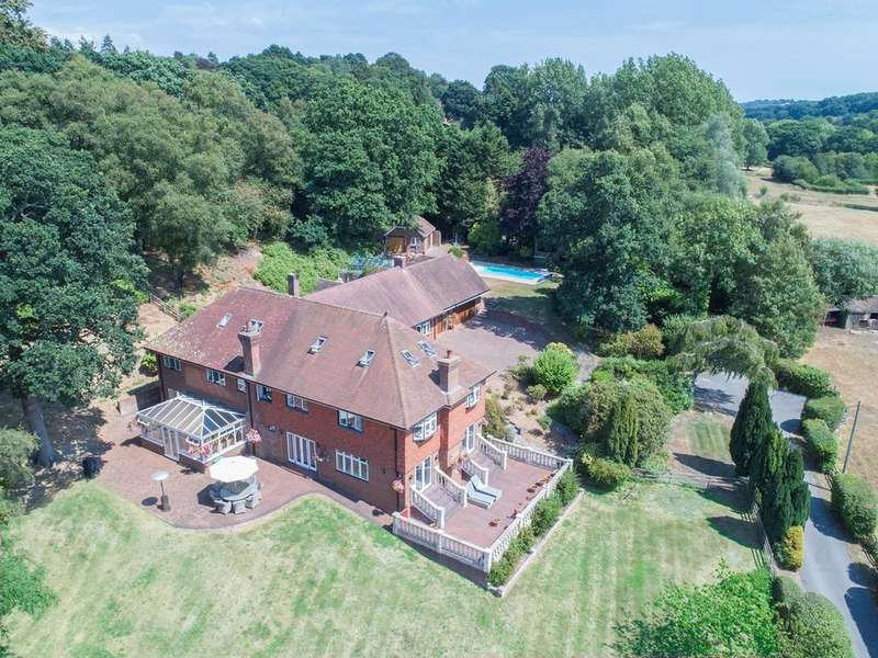 7 Bedrooms Detached House for sale in Linbrook, Ringwood, BH24