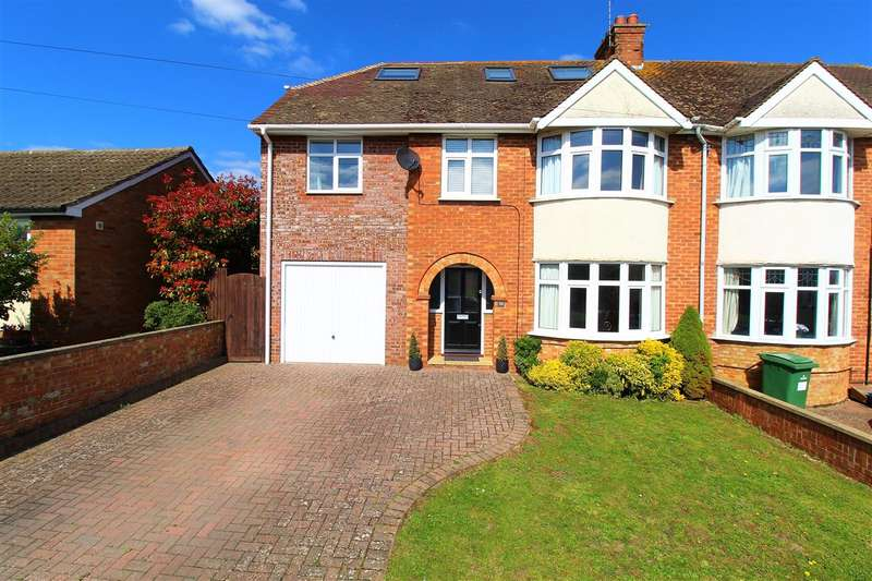 6 Bedrooms Semi Detached House for sale in Spring Lane, Olney