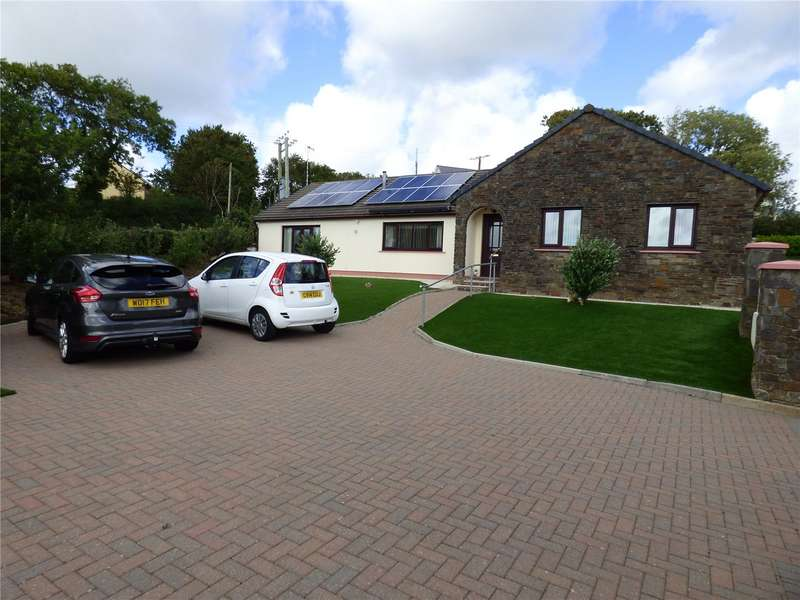 3 Bedrooms Detached Bungalow for sale in Pennybridge, Springfield Road, Pembroke Dock, Pembrokeshire