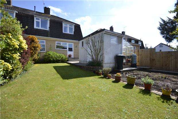 3 Bedrooms Semi Detached House for sale in The Dell, Bristol, BS9 3UD