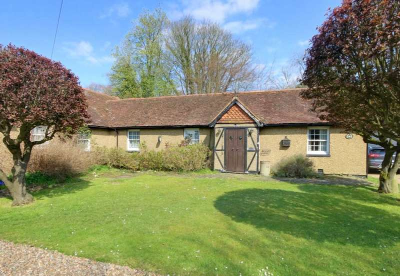 3 Bedrooms Bungalow for sale in Kennel Cottages, Hemel Hempstead