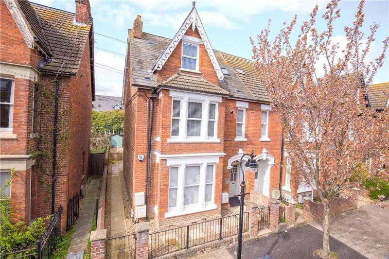 2 Bedrooms Apartment Flat for sale in Cornwall Road, Bedford, Bedfordshire
