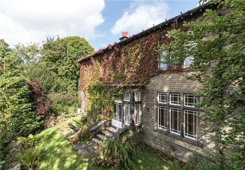 5 Bedrooms Unique Property for sale in Ash Ghyll, Bromley Road, Bingley, West Yorkshire