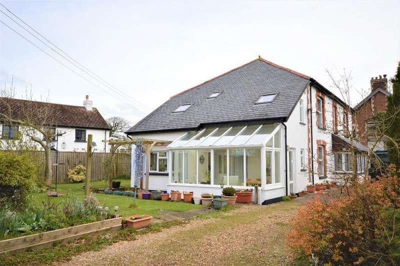 5 Bedrooms Detached House for sale in Highampton