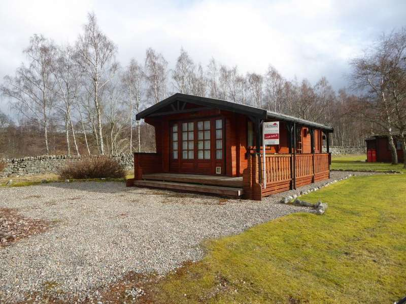 2 Bedrooms Park Home Mobile Home for sale in Invernahavon Chalet Park, Newtonmore PH20