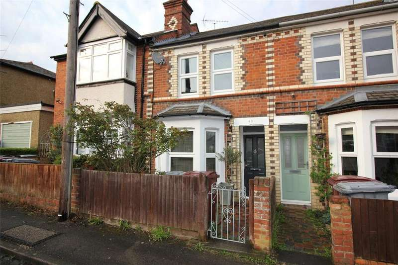 3 Bedrooms Terraced House for sale in Westbourne Terrace, Reading, Berkshire, RG30