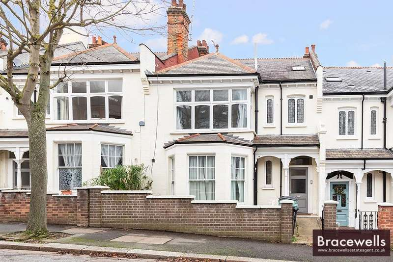 5 Bedrooms Terraced House for sale in Woodland Rise, Muswell Hill N10
