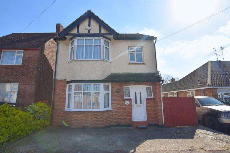 3 Bedrooms Detached House for sale in Tavistock Street, Bletchley, Milton Keynes
