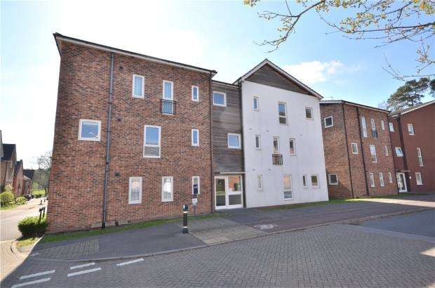 2 Bedrooms Apartment Flat for sale in Austin Way, Bracknell, Berkshire