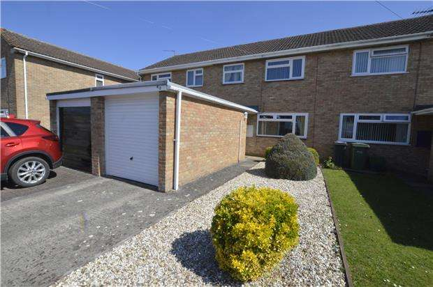 3 Bedrooms Terraced House for sale in Canberra, Stonehouse, Gloucestershire, GL10 2PR