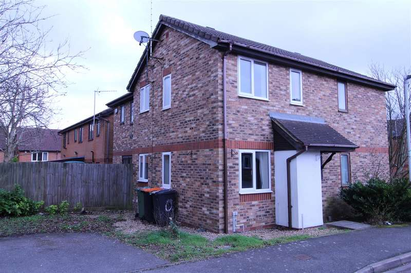 1 Bedroom Terraced House for sale in Furze Close, Luton