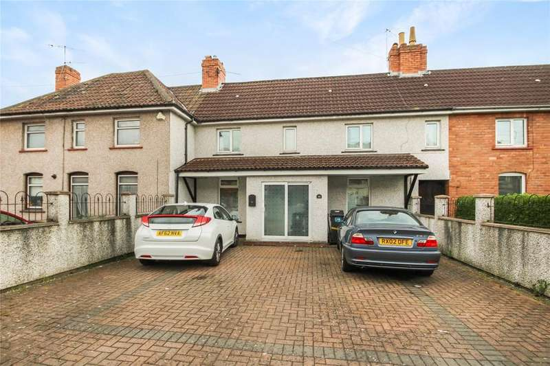 3 Bedrooms Terraced House for sale in St Johns Lane, Bedminster, Bristol, BS3